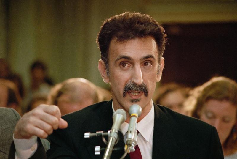Zappa pmrc
